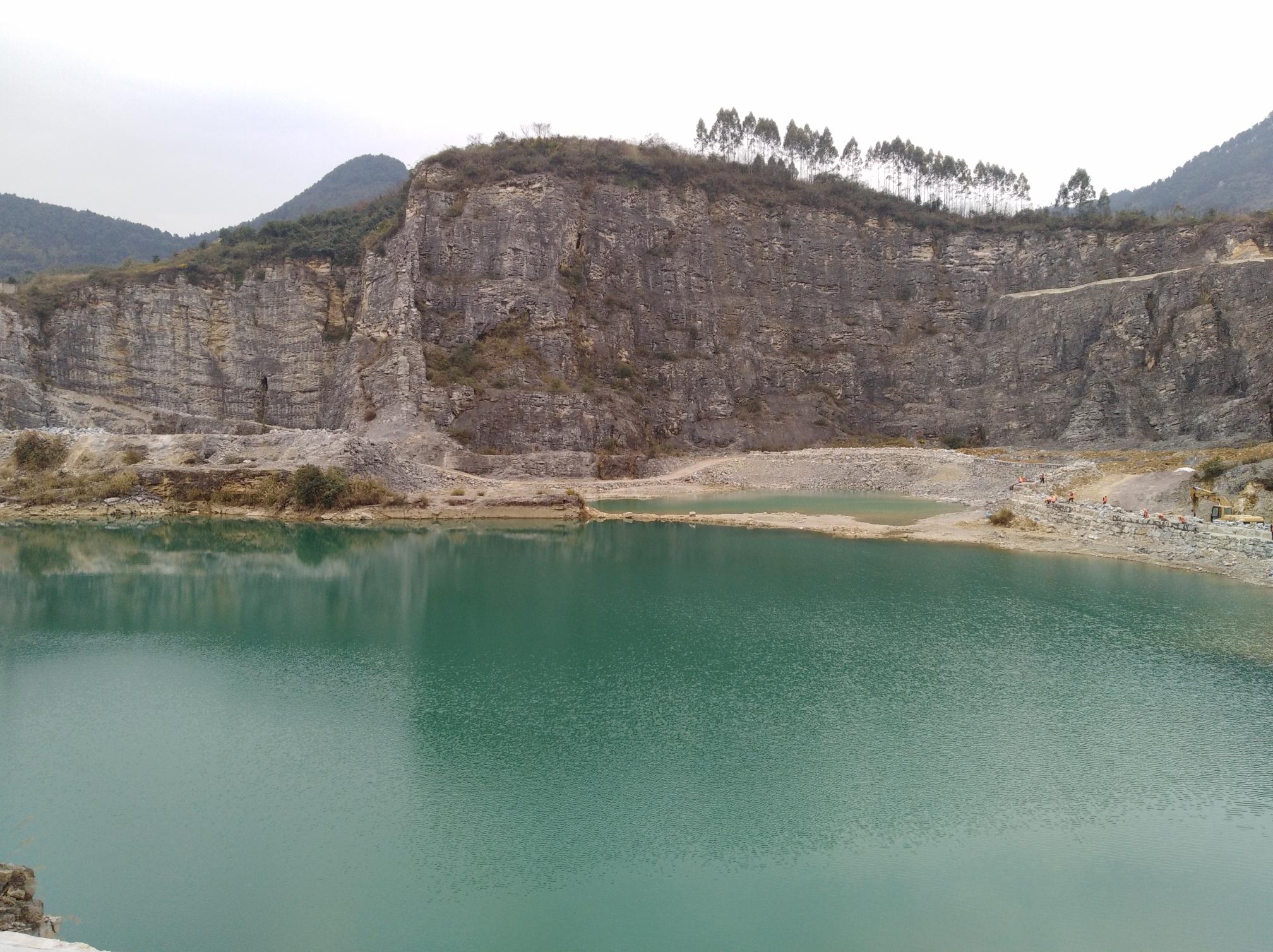 重庆民国街 矿山公园